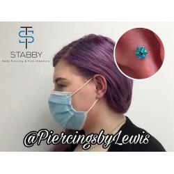 Piercing Booking