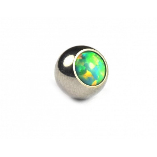 Cabochon Opal Ball Attachment