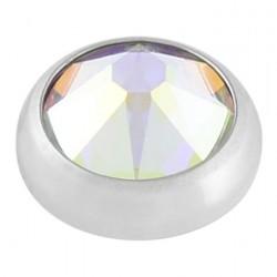 Aurora Borealis Swarovski Crystal