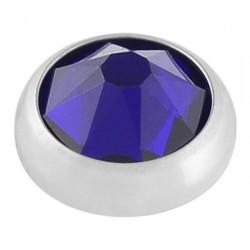 Cobalt Blue Swarovski Crystal
