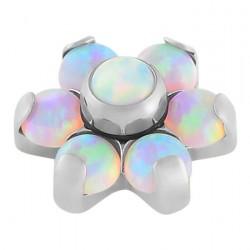 "The ""Angel Blossom"" Opal Flower"