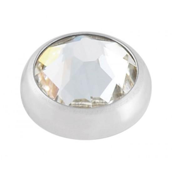 Swarovski Crystal Disc